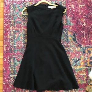 French Connection Black Mini Dress